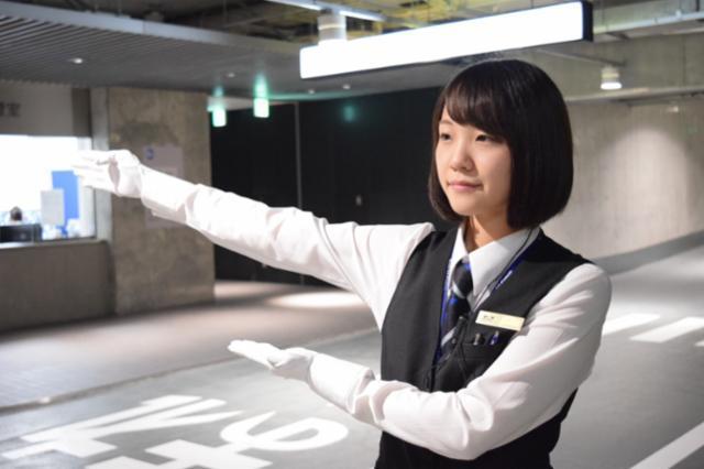 タイムズサービス株式会社 大田区営アロマ駐車場の画像・写真